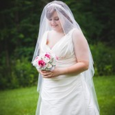 70 Inch Drop Wedding Veil
