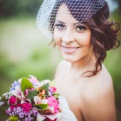 Birdecage Wedding Veil