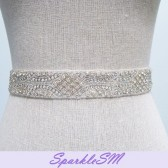Eleanor Bridal Sash