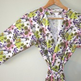 Fall Birds Bridesmaids Robe