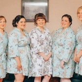 Bridal Robe, bridesmaid robes