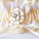 The Emmaline Wedding Garter