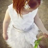 Evangeline - Flower Girl Dress