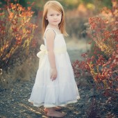 Jennifer - Flower Girl Dress