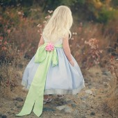 Lainey - Flower Girl Dress