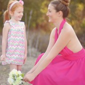 Riley - Flower Girl Dress