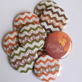 Fall Bachelorette Party Buttons