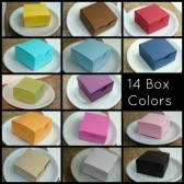 Create Your Own Favor Kit; Boxes