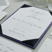 Flirtatious Wedding Invitation
