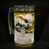 Flyfisherman beer mug