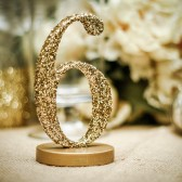 glitter wedding, glitter table numbers, table numbers, table number, wedding table number, wooden table numbers, wedding table numbers, gold glitter, wedding signs, table signs, table markers, table numbers