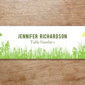 Garden Party Printable Place Card
