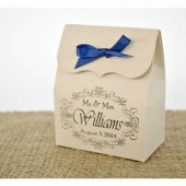 Framed Wedding Favor Boxes