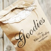 Goodies Bag - Wedding Favor Bags