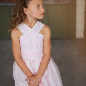Flower Girl dress - Grace