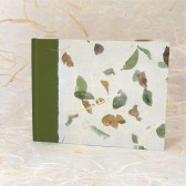 Guest Book Green Raintree