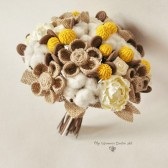 rustic bouquet keepsake bouquet alternative bouquet