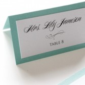 Hannah Collection Place Cards