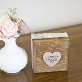 Happily Ever After Ring Box