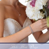 Haley Bridal Bracelet