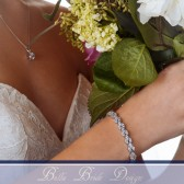 Heather Bridal Bracelet