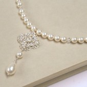 Heaven Necklace - Silver