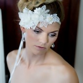 Flower Bridal Headpiece