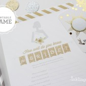 Printable How Well Do You Know the Bride Bridal Shower Game