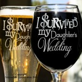 I Survived My Daughter's Wedding