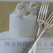 Vintage Silverware Hand Stamped Wedding Forks I DO ME TOO Set