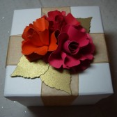 Rose Cluster - favor embellishments