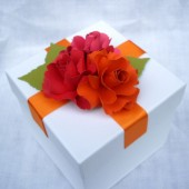 Favor Boxes Embellishments