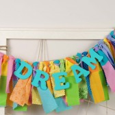 DREAM banner - Wedding Decor