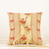 Vintage Inspired Ring Bearer Pillow with Roses