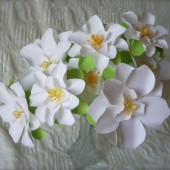 Paper Flower Bouquet - Magnolia