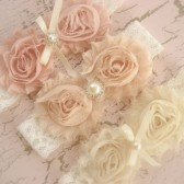 Blush Blossom headbands