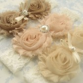 Champagne Blush Headbands