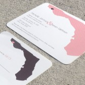 State Wedding Invitations