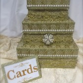 wedding card box, envelope holder, card holder, money box