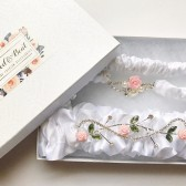 LINDSEY Wedding Garter