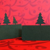 Pine Tree Place Cards