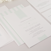 Claire Wedding Invitation