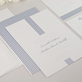 Gramercy Wedding Invitation
