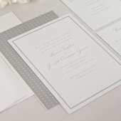 Daphne Wedding Invitation