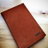 Rust Suede Vow Books