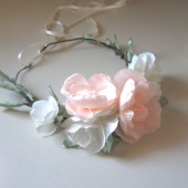 Romantic Cherry Blossom Flower headband