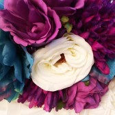 Purple & Blue Bouquet