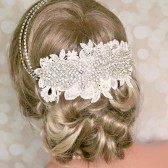 Rhinestone Headband FancieStrands