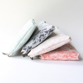 Lace Clutches