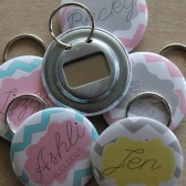 Personalized Bottle Openers/Keychains